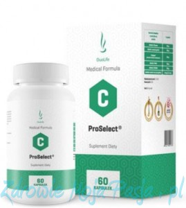 Medical Formula ProSelect  NEW - 60 tabletek