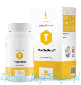 Medical Formula ProCholterol  NEW - 60 tabletek