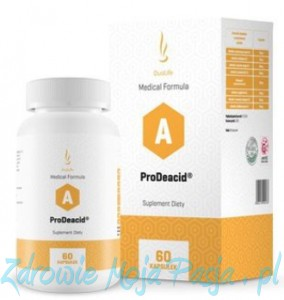 Medical Formula ProDeacid - 60 tabletek
