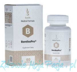 Medical Formula BorelissPro® - NEW 60 tabletek
